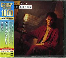 TUCK ANDRESS-RECKLESS PRECISION-JAPAN CD B63