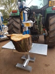 16 Tonne Tractor mounted hydraulic log splitter, also engine, PTO options