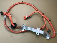 HIGH VOLTAGE CABLE UNDER CAR 297A63NA0C SN#1373 FOR NISSAN LEAF 2011