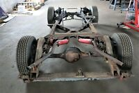 1958 CORVETTE ROLLING CHASSIS
