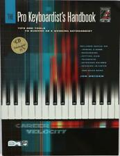 The Pro Keyboardist's Handbook with CD Alfred