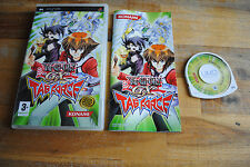 Jeu Yu-Gi-Oh! GX TAG FORCE pour PSP (Sony) COMPLET version FR