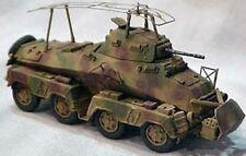 Milicast G036 1/76 Resin WWII German SdKfz 232 (8 Rad) Armoured Car w/Brass Fret