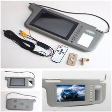 Auto 2 Kanal Video Sonnenblende Monitor Spieler Unterhaltung für DVD/GPS / TV