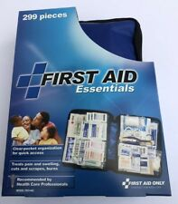 First Aid Kit ,Soft Case, 299-Piece Kit, All Purpose For Camping, Home or Office