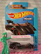 Case J/K 2015 i Hot Wheels BATMOBILE #63∞Black/Red;oh5∞Batman Brave and the Bold