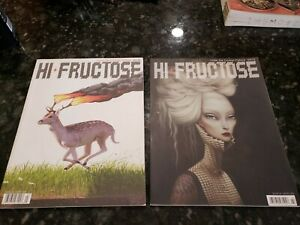 Hi Fructose Under The Counter Culture Art Magazines OuchFactory YumClub Owens