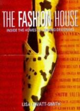 The Fashion House: Inside the Homes of Leading Designers-ExLibrary