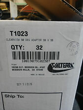 Valterra T1023 RV 90 Degree Clerview Sewer Hose Adapter