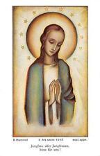 """Fleißbildchen Heiligenbild Gebetbild Hummel Holy card Ars sacra"""" H1094"""""""
