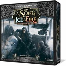 Song of Ice and Fire Night's Watch Starter Set Miniatures Game - Multicoloured
