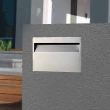 Milkcan Brick in 304 Stainless Letterbox Br02 Mailbox Includes Key Lock Sleeve