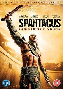 Spartacus: Gods of the Arena [DVD] [2011][Region 2]
