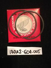 Honda 130A2-GC4-005 CR 80 82-84  Piston Rings 0.25mm OEM NEW in the PACKAGE !