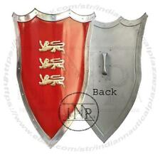 Got Lannisters Lion Dragon Hand Forged Medieval Designer Shield Medieval Costume