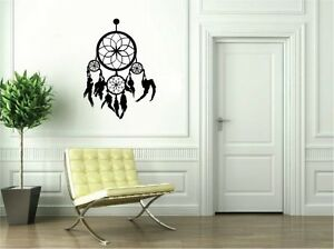 Dream Catcher Vinyl Sticker-Great for walls of your home and as gifts.