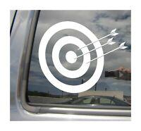 Archery Target - Archer Bow Hunting Car Auto Window Vinyl Decal Sticker 04051