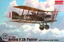 BRISTOL F2B FIGHTER W/SUNBEAM ARAB ENGINE (RAF MARKINGS) 1/48 RODEN