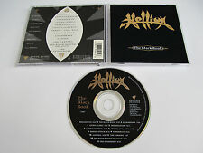 HELLION The Black Book CD 1991 RARE OOP ORIG 1st PRESS USA - RESTLESS RECORDS!!!