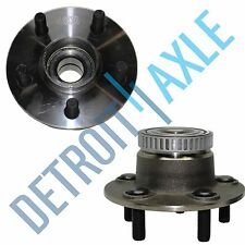 Set (2) New REAR Wheel Hub & Bearing Assembly for Cirrus Sebring Stratus w/ABS
