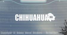 Chihuahua Mx Estado Decal Sticker