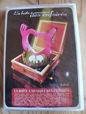 DVD  LA BOITE A MUSIQUE DES ENFOIRES  BERCY 2013  neuf sous blister
