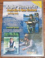 Angler Discoveries Australia & New Zealand DVD Volume 2