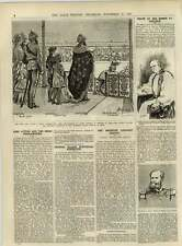 1891 Brighton Lifeboat Enquiry Lord Lytton And Delhi Proclamation