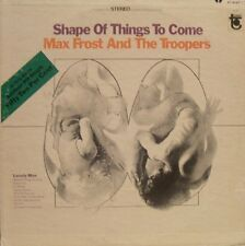 max frost  & troopers - shape of things to come  + 9   CD