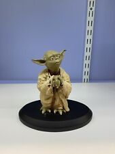 Star Wars Attakus Yoda Statue Rare
