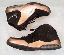 Nike Air Max Wavy Black Metallic Bronze Copper Foamposite Men's Size  11 Shoes