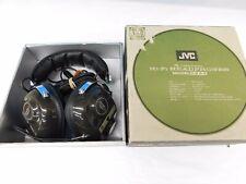 Vintage JVC 5944 headphones Quadraphonic w box