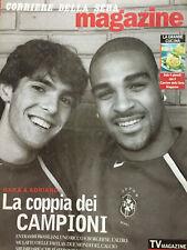 Magazine 2004 24.Adriano,Dino Risi,Richard Avendon-Naomi Campbell,Serena Dandini