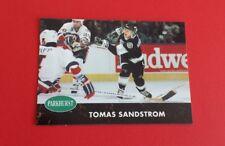1991/92 Parkhurst Hockey Tomas Sandstrom Card #70***Los Angeles Kings***