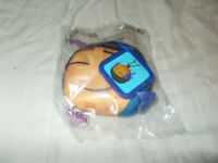 McDonalds happy meal toy 2017 Emoji Girl 41990-4 new sealed