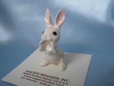 Hagen Renaker Papa Rabbit  Figurine Miniature 0197 FREE SHIPPING NEW