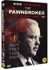 THE PAWNBROKER 1964 [Sidney Lumet. Rod Steiger] DVD NEW