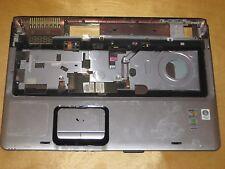 HP Pavilion dv9000 Full Bottom Housing Case + Touchpad