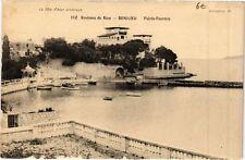 CPA Environs de Nice-Beaulieu-Pointe Fourmie (262107)