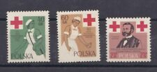 Polonia 1959 Croce Rossa polacca 1120-22 mnh