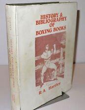 Boxing and Combat Sports Hardback 1950-1999 Publication Year Books