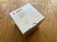Leica Summicron-M 35mm F/2 ASPH 11611 black paint - READ AUCTION DETAILS