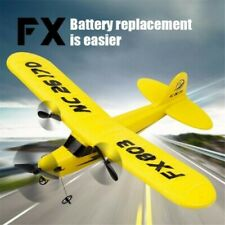 FX-803 2.4G Remote Control RC Airplane Glider Plane Aircraft Drone Kids Toy Gift