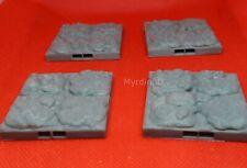 3D Terrain Dungeon 10' x10' Cavern Floor Tile (2x2) – Dragonlock 28mm