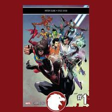 Champions, Vol. 3 (Marvel) #1 Regular  - Kim Jacinto 1st Print