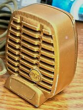 Vintage RCA 1954 MI-12014-A Controlled Reluctance Microphone-working strong-harp