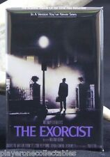 "The Exorcist Movie Poster 2"" X 3"" Fridge / Locker Magnet. Classic Horror!"
