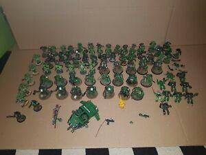 Warhammer 40k Space Marines Salamander Armee