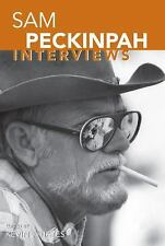 Sam Peckinpah: Interviews (Conversations with Filmmakers)-ExLibrary