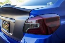 Subaru WRX 15-18 Tail Light Overlays